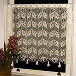 Delta Crochet Curtain Pattern