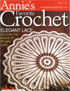 Hartmut Hass on Cover of Annies Favorite Crochet